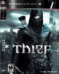 Thief Ps3 Psn - Inglês - (leia A Descrição)
