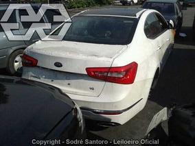 Sucata Hyundai Cadenza Para Retirada De Pecas