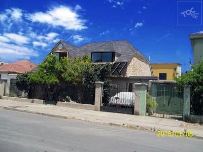Magnifica Y Elegante Casa En Centrico Barrio Residencial