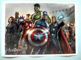 Vingadores Filme Poster