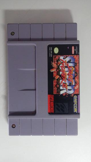 Street Fighter 2 Snes Original
