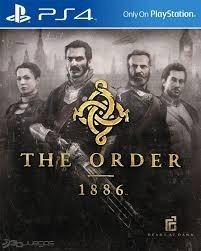 The Order Ps4 - Nuevo Y Sellado
