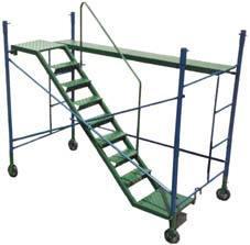 Alquiler Andamios 11-6397-8987 Escaleras Zona Norte