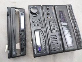 Frente Com Painel Do Mini System Mpi 600 Philco