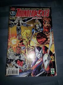 Revista Marvel Comics- Thunderbolts Especial