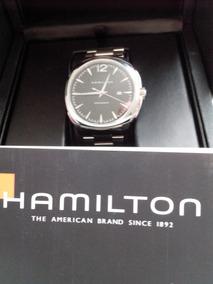 Relogio Hamilton Jazzmaster Automatic Eta 2824-2 H365051