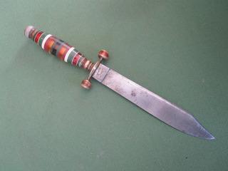 Antiguo Cuchillo Chileno 1890 Ap