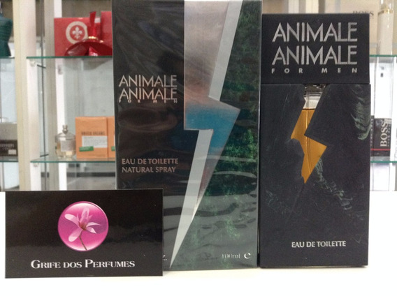 Perfume Animale Animale For Men Edt 100ml