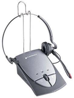 Telefono Headset Alambrico Plantronics S12 Envio Gratis Maa