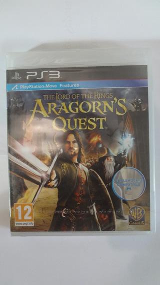 Jogo Ps3 Aragorn