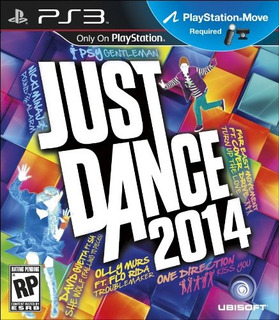Just Dance 2014 Juego Ps3 Playstation 3 Original