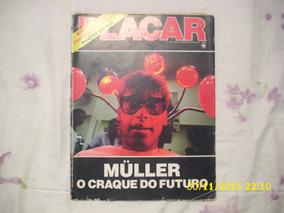 Revista Placar Nº 804 - 18 Out. 1985 - Muller Craque Futuro