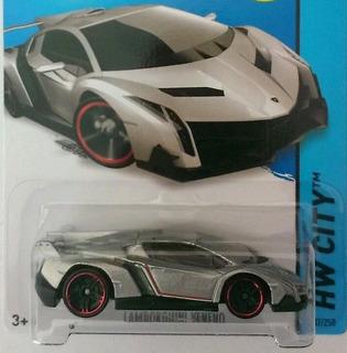 Hotwheels Lamborghini Veneno #37 2014
