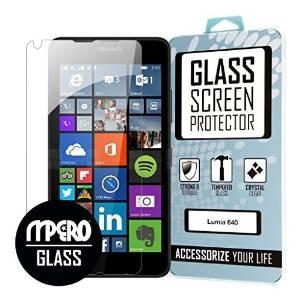 Microsoft Lumia 640 Pantalla De Cristal Protector De La Cubi