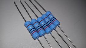 Resistor De Potencia 2r 3w Lote Com 5 Peças