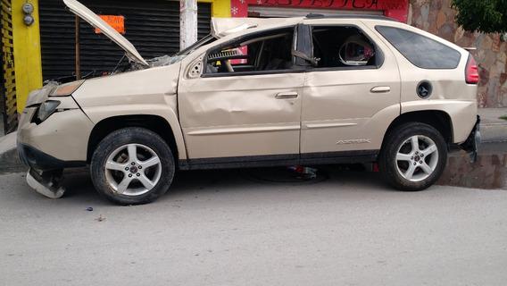 Aztek En Partes Desarmo 2005 Yonke Refacciones Piezas