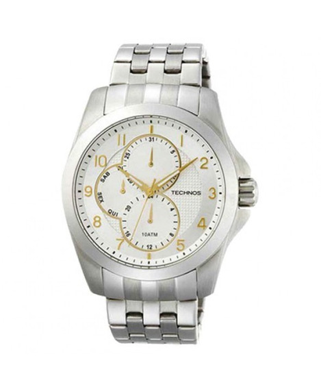 Relógio Technos 6p27bx/1b Masculino Frete Gratis/nota Fiscal