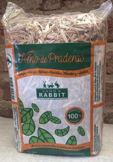 Heno En Pack Conejo Cobayo Chinchilla Hamster- A Retirar