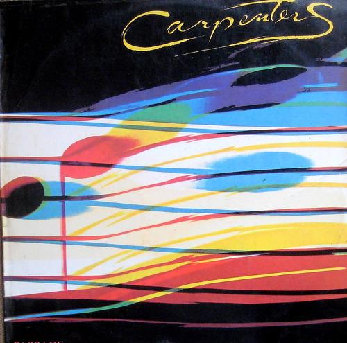 The Carpenters  Passage, Disco Vinilo Rock  Usa