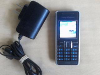 Sony Ericsson K200i Muito Novinho Com Carregador Original