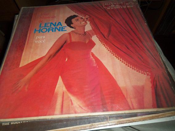 Lp Lena Horne Para Voce Bbl 48 Ref 23