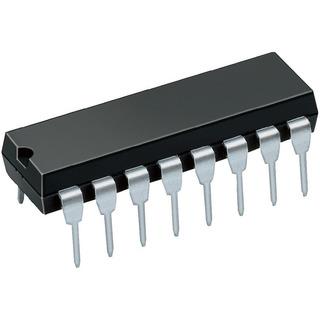 Circuito Integrado Ttl 74ls161 Synchronous 4-bit Counter