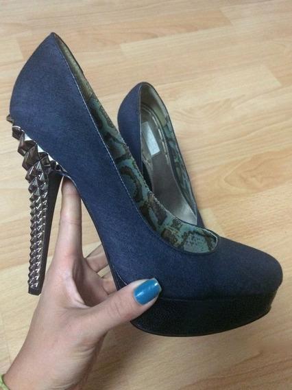 Padrisimos Zapatos Tacones Rachel Roy 100% Originales!!