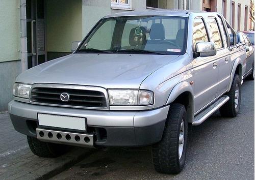 Manual De Despiece Mazda B2500 (1998-2006) Español