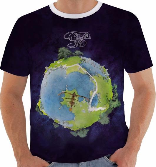 Camiseta Ou Baby Look Ou Regata Yes Fragile