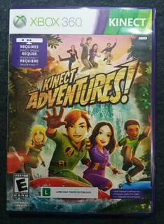 Kinect Adventures Para Xbox 360 Usado