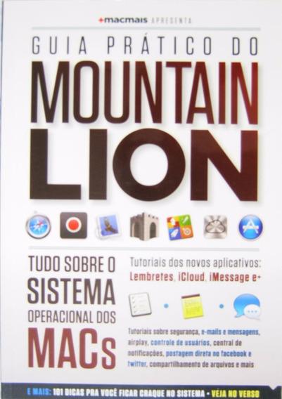 Guia Prárico Mountain Lion - Macmais