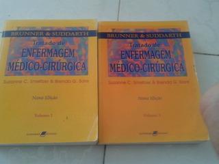 Tratado De Enfermagem Médico Cirúrgica Brunner Apenas Volume