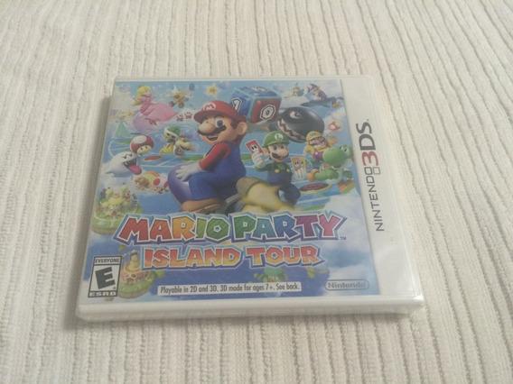 Mario Party Island Tour - Lacrado