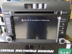 Central Multimidia Honda Crv