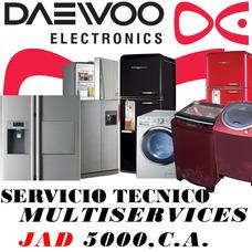 Servicio Técnico Autorizado Daewoo Nevera Lavadora Secadora