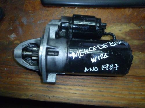 Vendo Motor De Arranque De Mercedes Benz, Modelo W124, 1987