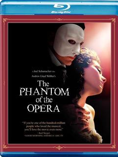 Blu-ray The Phantom Of The Opera / El Fantasma De La Opera