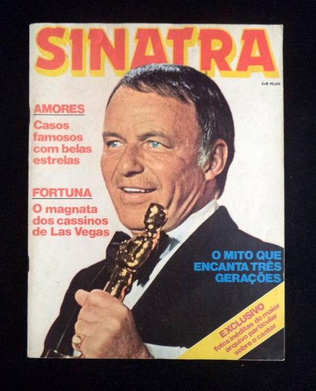 Frank Sinatra Revista Artista Cantor Ator