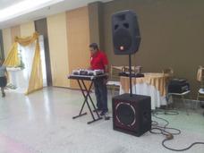 Alquiler De Miniteca: Sonido, Video, Iluminacion Profesional