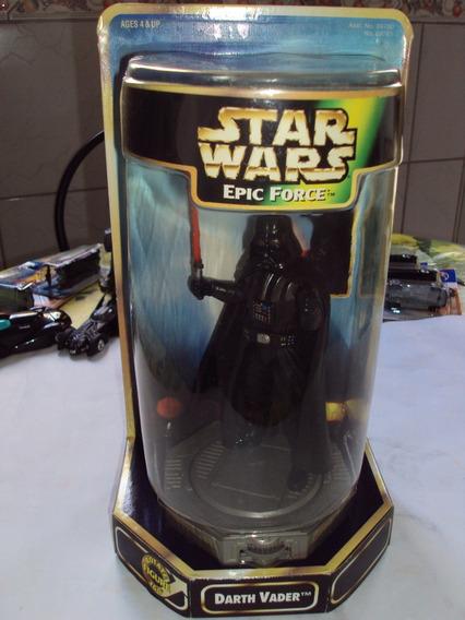 Star Wars Boneco Darth Vader - Epic Force 360 Rotate Figure