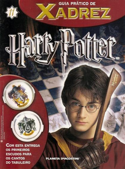 Guia Prático De Xadrez Harry Potter - Fascículos