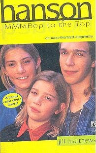 Hanson: Livro Mmmbop To The Top !! Raro !! Com Fotos !!