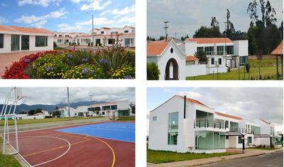 Vendo Hermosas Casa En Zipaquira
