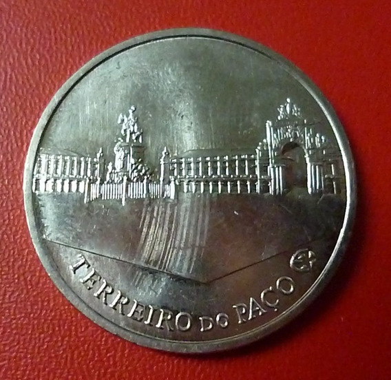 Portugal Moneda Terreiro Do Paço 2,50 Euros 2010