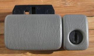 Maçaneta Porta Luvas Suzuki Grand Vitara Tracker - Sem Chave