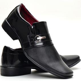 c03cfa85f677a Sapatofran Sapato Social Masculino Couro Verniz Super Luxo - Sapatos ...