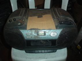 Toca Cd Tape Radio Quadre Sound No Estado