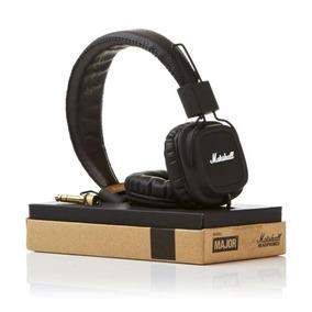 Headphone Major Black - Marshall Frete Gratis!!