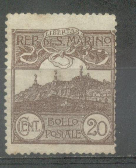 San Marino - Yvert Nº 37 (#1233)
