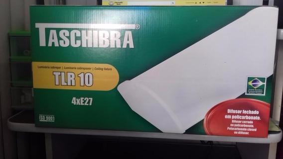 Luminária Taschibra Tlr10 4xe27